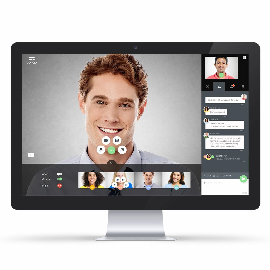Gratis video-meetings
