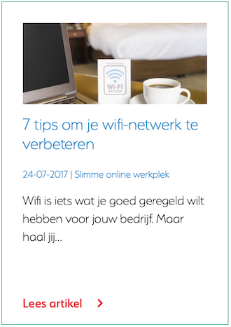 7 tips om je wifi-netwerk te verbeteren