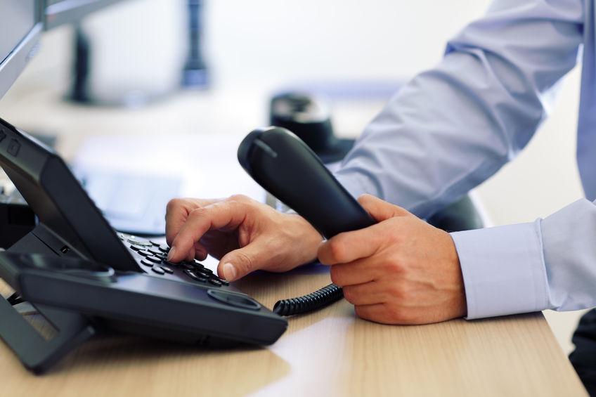 Telefoonetiquette: de 9 regels voor een zakelijk telefoongesprek.