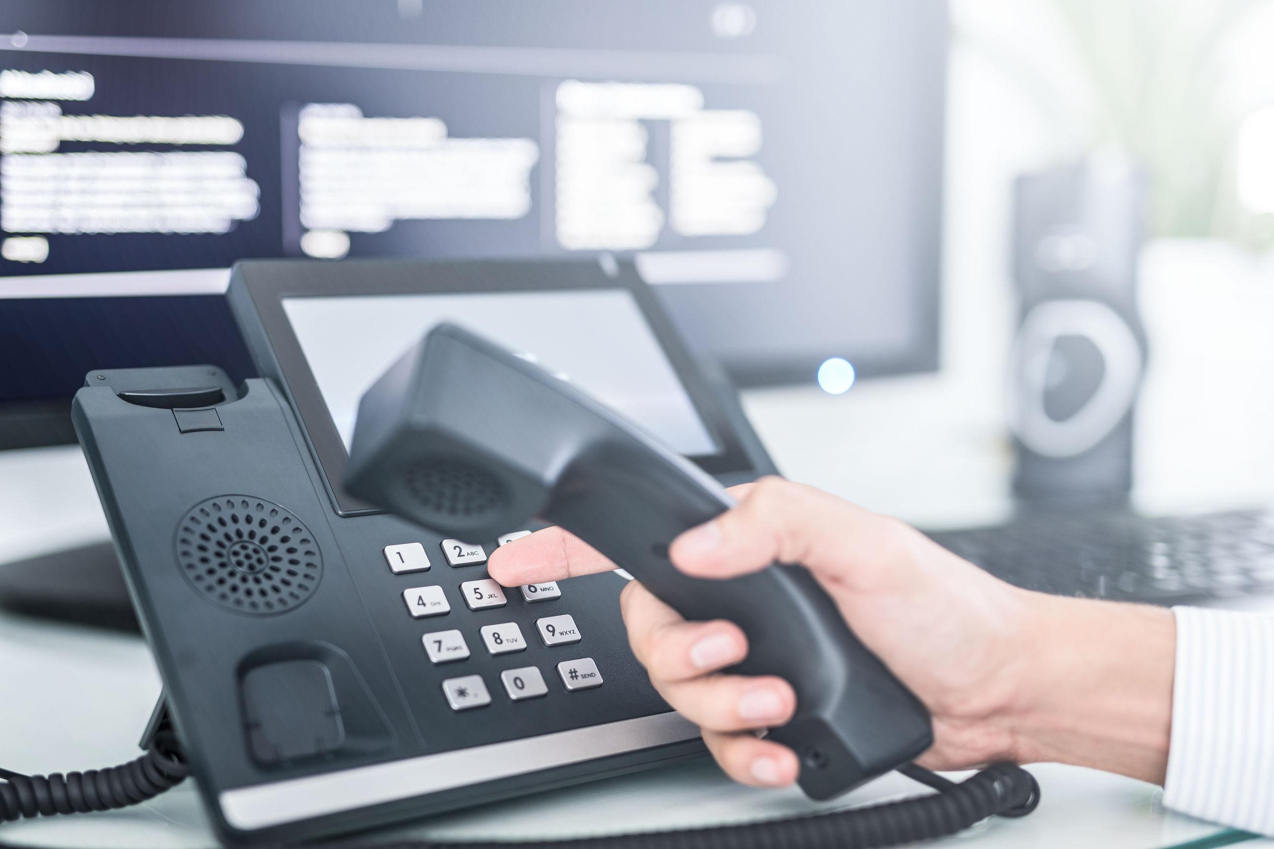 Waarom een aparte lijn voor internet en telefonie?