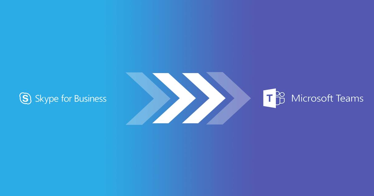 Verschillen Skype voor bedrijven en Microsoft Teams