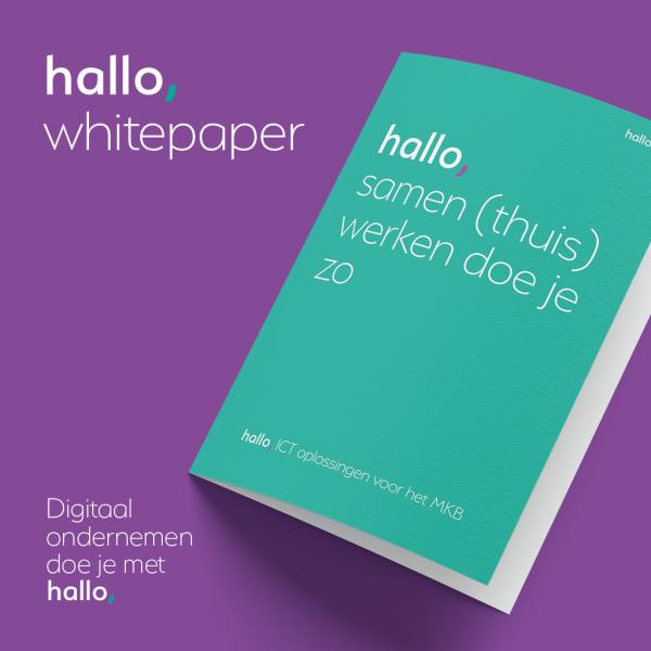 whitepaper: Samen (thuis) werken doe je zo