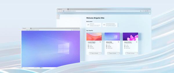 hallo, Windows 365 Cloud PC